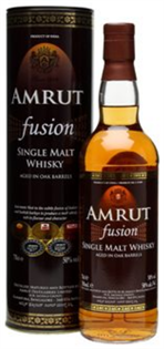 Amrut Single Malt Whiskey Fusion 750ml